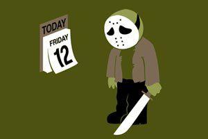 Quero aproveitar essa sexta-feira 13 e pedir ao Jason que leve todos os ex-namorados para o inferno! Obrigada!