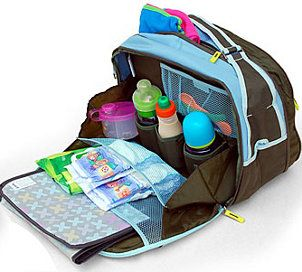 """Why """"Prepping"""" Is Like A Diaper Bag - a Very Good Analogy to Remember"""