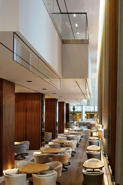 Four Seasons, Toronto :: Yabu Pushelberg