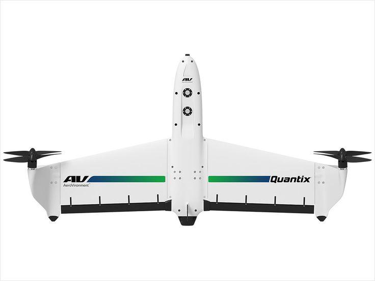 【世界のドローン47】垂直離着から水平飛行へ華麗にフライトするテイルシッター型探知ドローン「Quantix」   TS World部   デジカルCOLUMN   明日をちょこっとHAPPY!にするデジカル系情報マガジン TIME&SPACE(タイムアンドスペース)