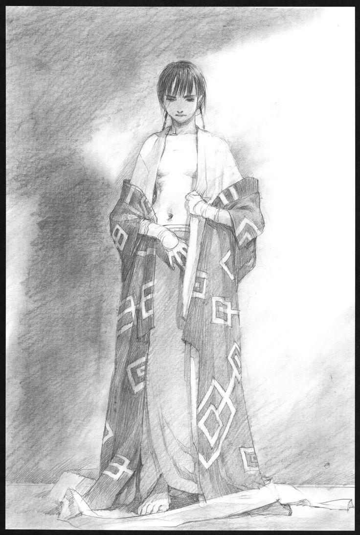 Love for Hiroaki Samuras Blade of the Immortal