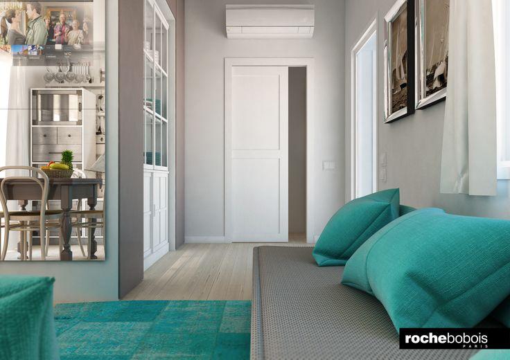Casa al mare roche bobois style divano escapade - Ristrutturare casa al mare ...