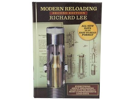 """Lee """"Modern Reloading 2nd Edition, Revised"""" Reloading Manual at Cabelas or Midway"""