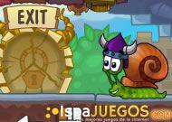 Regresa Snail Bob con este estupendo juego sobre una historia de fantasía, tienes que ayudar a llegar a la salida como siempre buscando las estrellas escondidas http://www.ispajuegos.com/jugar8554-Snail-Bob-7-Fantasy-Story.html