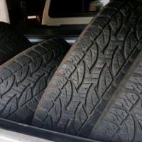 265/65/17 Bridgestone A/T tyres