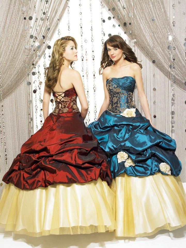 Cheap Prom Ball Gowns