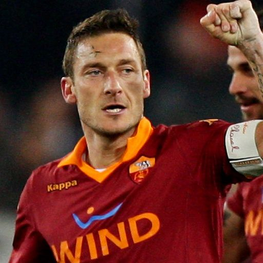 Francesco Totti The King Of Rome Wallpapers -  App Icon- Free Andoid App