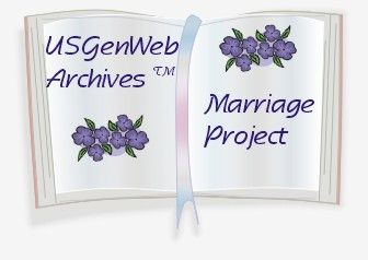 Free Marriage Records #gentipjar #genealogy #marriage