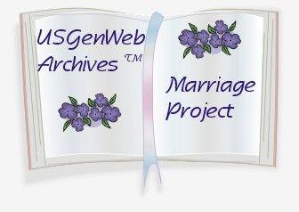 Free Marriage Records #gentipjar #genealogy #marriage