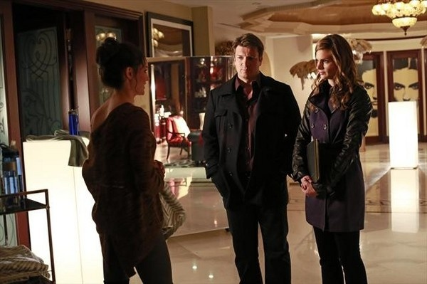 Under the Influence - Taylor Cole, Nathan Fillion and Stana Katic