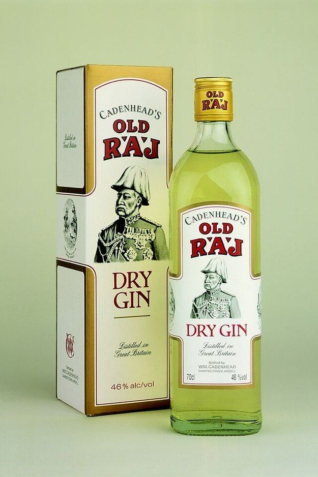 Old Raj Red | 19 Scottish Gins, Vodkas, And Rums That Everyone Must Drink