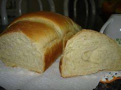 Pão caseiro leve e fácil - Receitas da Vovó