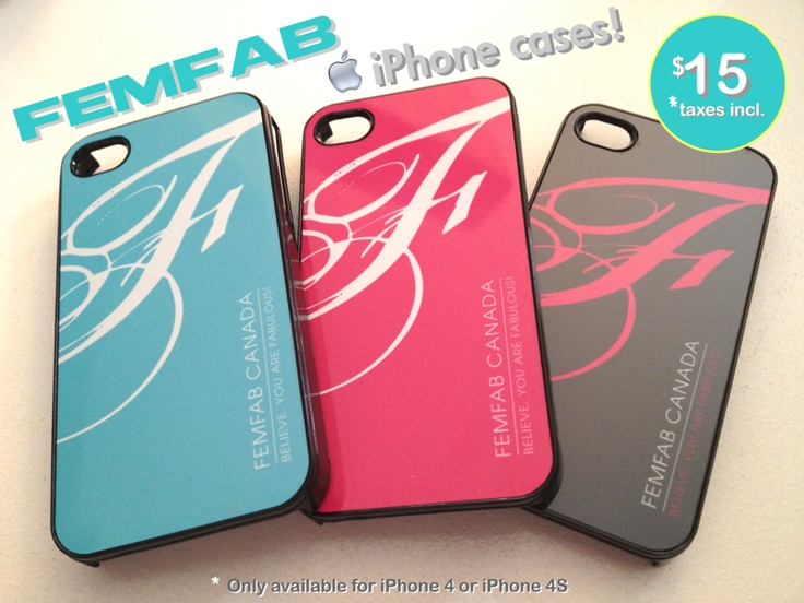 """Fabulous iPhone case reads: """"Believe. You Are Fabulous!"""" made by FemFab. Visit femfab.com"""
