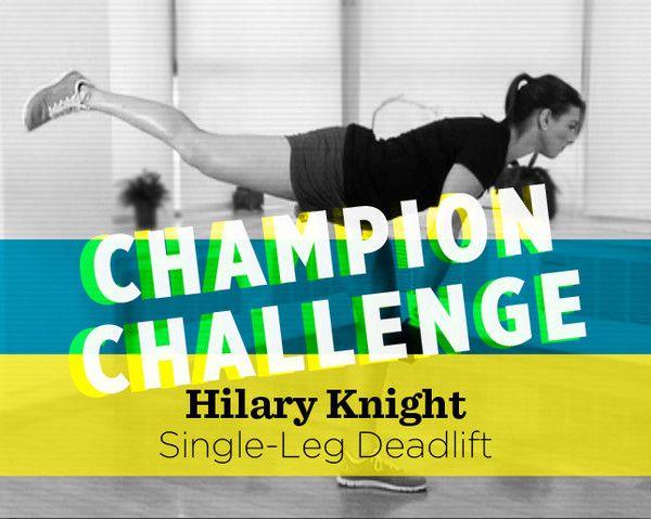 Reddit single champion challenge