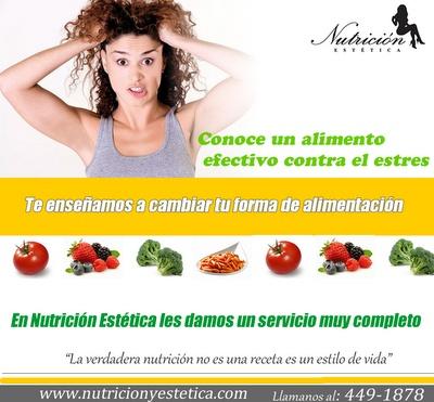 Conoce un alimento efectivo contra el estres. NUTRICIÓN ESTÉTICA    http://nutricionylaestetica.blogspot.com/2012/07/conoce-un-alimento-efectivo-contra-el_02.html?spref=tw