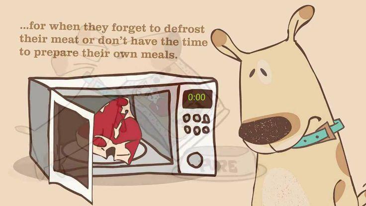 Pure Dog Food Video