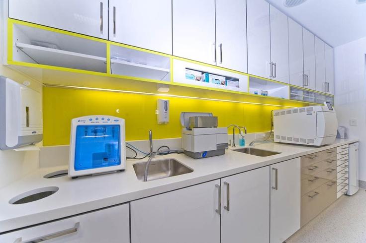 Glowing steri | Glo Dental | Cockburn Central Western Australia | Ego Squared Design Consultants