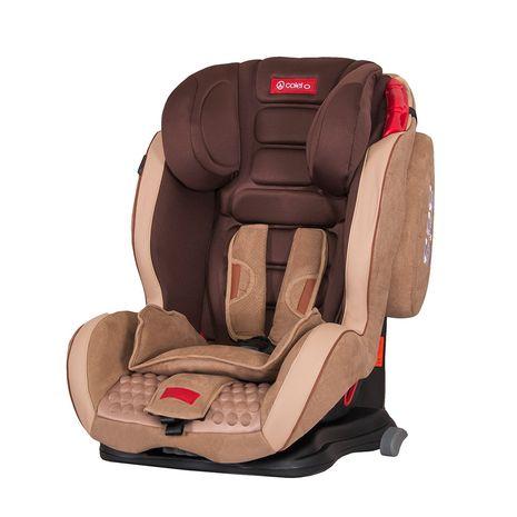 Accesorii bebelusi :: Scaune auto copii :: Scaune auto 9-36 kg :: Scaun auto Corto cu ISOFIX Bej Coletto