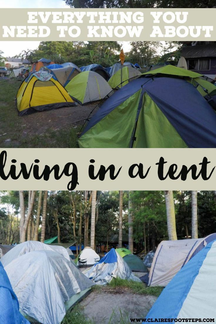 Tent Camping Near Me