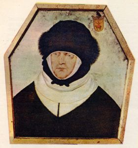 A woman from Rawicz,17th C./ The Deadly Sarmatians and their coffin portraits (seriously creepy!)