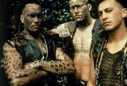 Maori Moko   JENAI CHIN BLOG: Tattoos in Film: Once Were Warriors