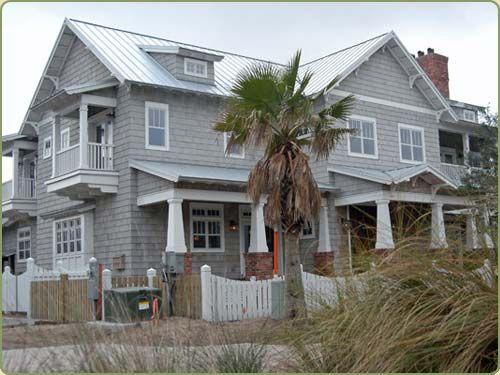 Best A Florida Beach Home With Western Red Cedar Shingle Siding 640 x 480