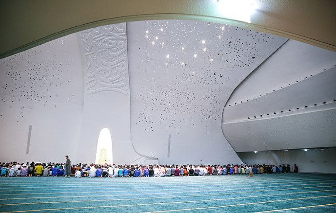 Three years after breaking ground, the Qatar Faculty of Islamic Studies has officially opened Educat...