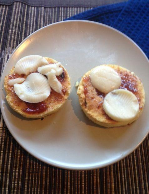 Grain Free English Muffins I tried