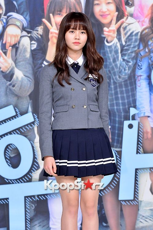 Kim So Hyun at a Press Conference of KBS2 'Who Are You - School 2015' - April 22, 2015 [PHOTOS] : Photos : KpopStarz