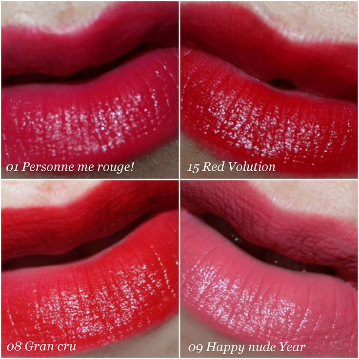 Os dejamos la entrada dedicada a los labiales fijos de @bourjoisspain  ¡Os encantarán!