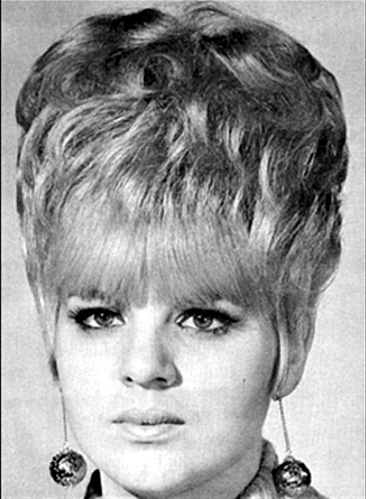 197 best 1960s Hairstyles images on Pinterest | Vintage hair ...