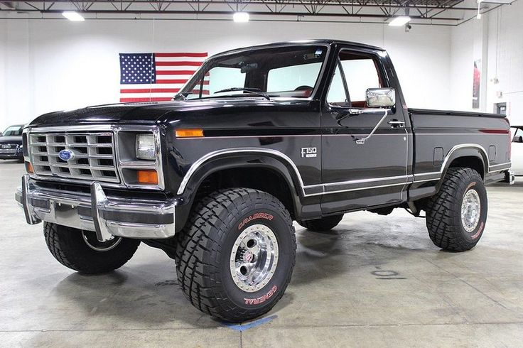 1986 Ford F150 Xlt Lariat 4x4.html | Autos Post