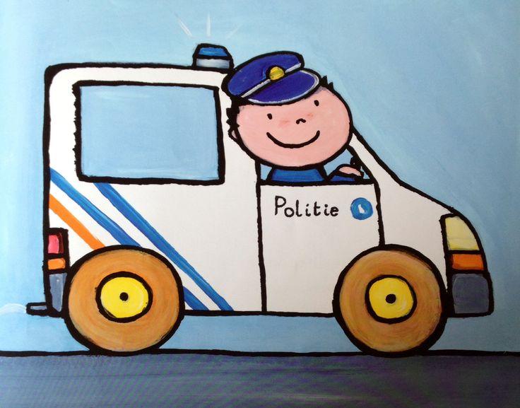 Afbeeldingsresultaat voor prenten politie