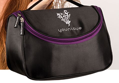 This is the cute little bag that comes in the collections sets.