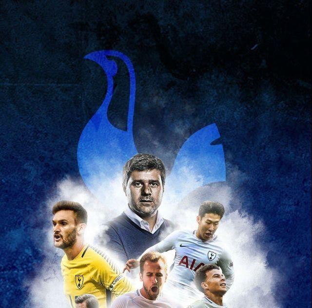 Tottenham Football Art Tottenham Logo Poster Club Download ...