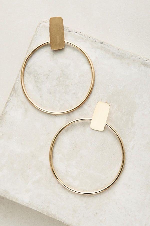 Limitless Hoop Earrings /