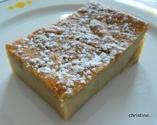 Gâteau Réunionnais à la banane de Jojo                                                                                                                                                                                 Plus