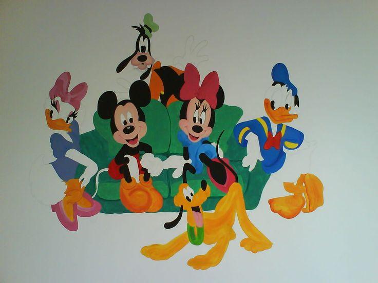 murale Disney