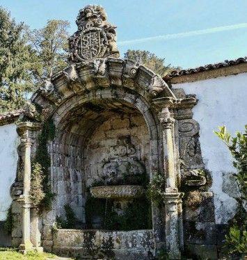 178 best arte en piedra images on Pinterest Santiago de compostela - bao de piedra