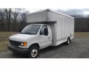 Ford Box Truck & Straight Trucks For Sale in Lancaster ...