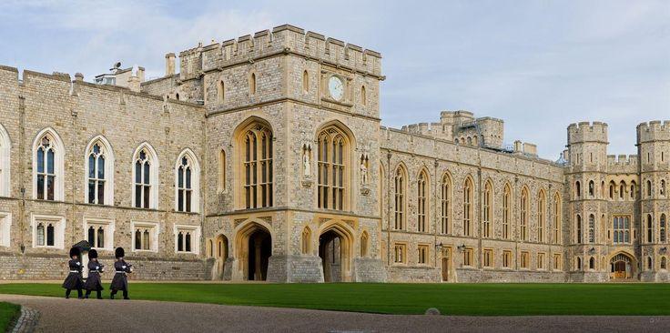 Castillo de Windsor en Londres lugares turisticos