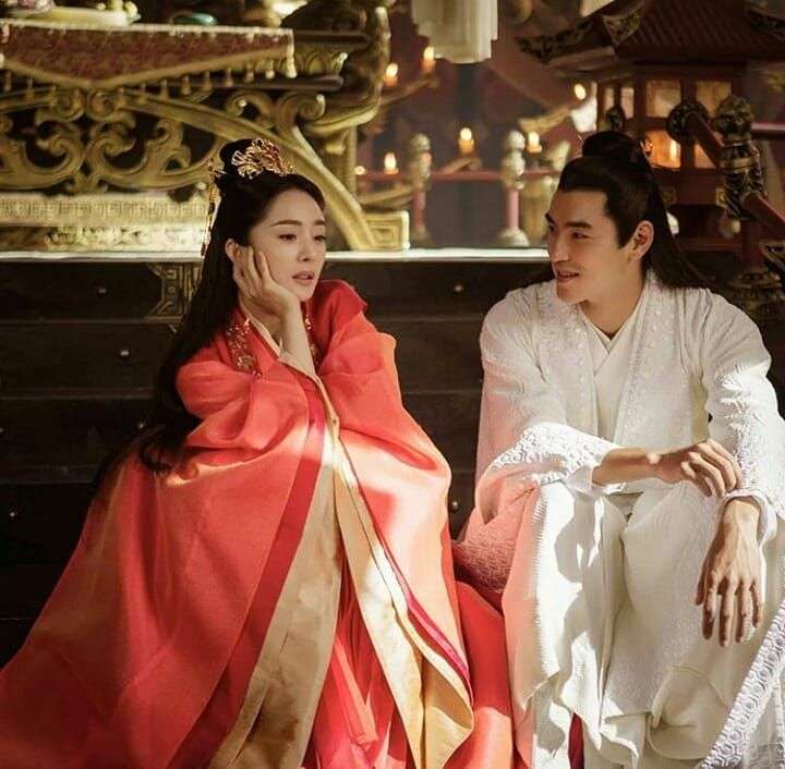 Legend of fuyao episode 5 | Ancient Chinese costumes in 2019