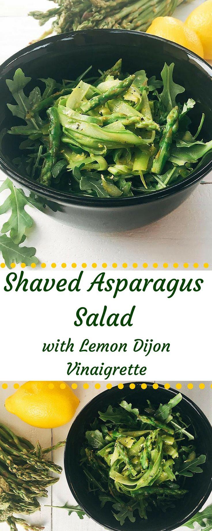 25+ best ideas about Asparagus Salad on Pinterest | Salat ...