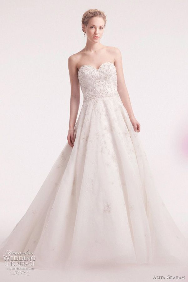 alita graham wedding dresses 2012