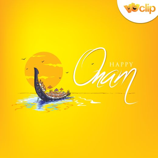 Greetings from the Vuclip family on the auspicious occasion of Onam. #HappyOnam
