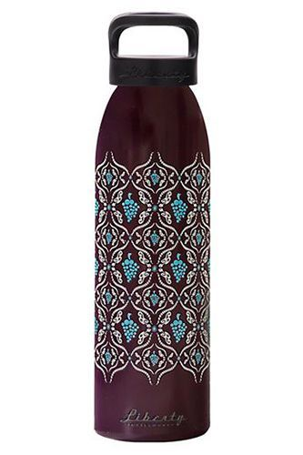 Chug Life: 26 Killer Water Bottles  #refinery29  http://www.refinery29.com/reusable-water-bottles#slide-14  Liberty Bottleworks Reusable Aluminum Water Bottle, $9.99, available at reuseit.