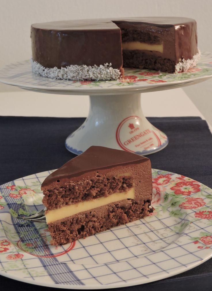 Maracuja Schokomousse Torte