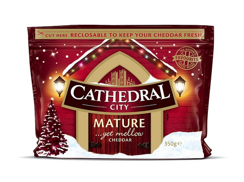 Cathedral City Cheddar... Yummmmmmm