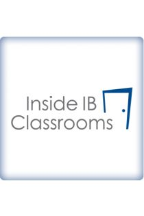 Inside IB Classrooms: full-school access:  This online library of video clips and related resources showcases more than 20 examples of IB teachers in action in Primary Years, Middle Years and Diploma Programmes around the world.