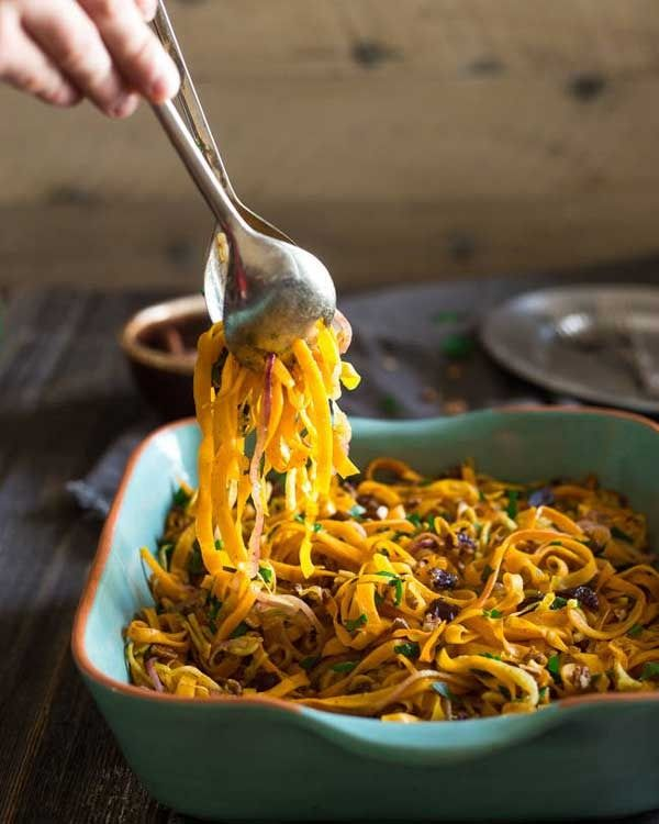 21 Mouthwatering Spiralizer Recipes | Eat This Not That